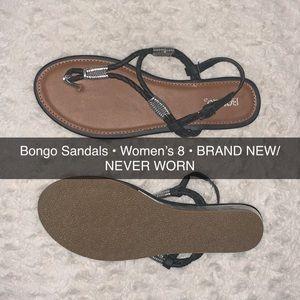 Bongo Thong Sandals NEW Juniors Women's